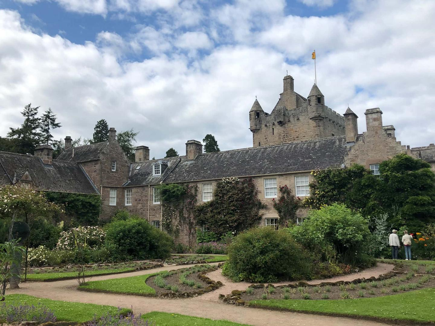 Cawdor Castle, Grounds and Gardens