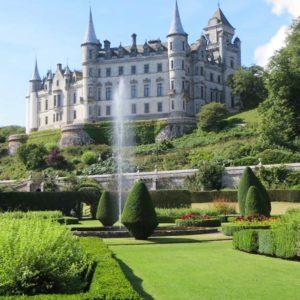 Dunrobin castle tour